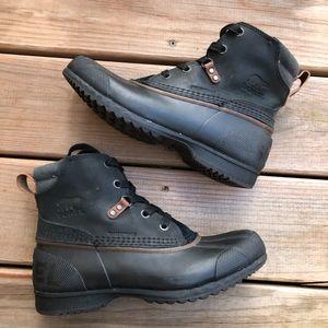 Mens SOREL Ankeny Full Grain Waterproof Hiker Boot